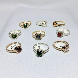 Rings - Birthstone